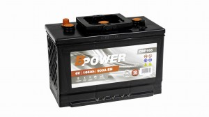 Akumulator BPOWER Cargo HD CBP165 165Ah 900A 6V