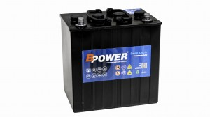 Akumulator BPOWER LIGHT-TRACTION XT875 175Ah 8V P+ DC