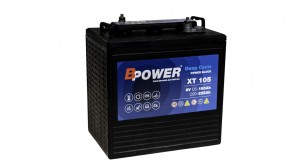 Akumulator BPOWER LIGHT-TRACTION XT105 225Ah 6V P+