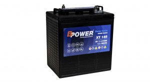 Akumulator BPOWER LIGHT-TRACTION XT145 260Ah 6V P+